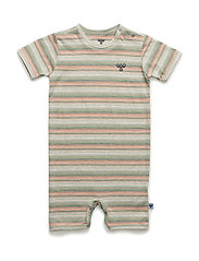STRIVE SS BODYSUIT - MULTI COLOUR BOYS