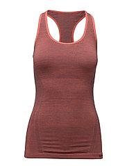 SIF SEAMLESS TOP - DEEP SEA CORAL