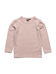 ASTA LS TEE - BURNISHED LILAC
