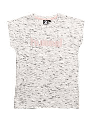 HMLLIMBA T-SHIRT S/S - MULTI COLOUR GIRLS