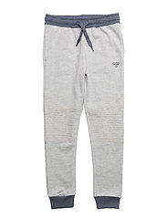 HMLJACE PANTS - GREY MELANGE