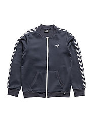 HMLCOOPER ZIP JACKET - BLUE NIGHTS