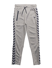 HMLNEAL PANTS - GREY MELANGE