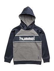 HMLLIAM HOODIE - MEDIUM MELANGE