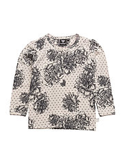 HMLDAHLIA T-SHIRT L/S - MULTI COLOUR GIRLS