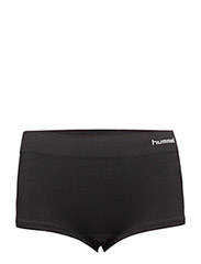 SUE SEAMLESS HIPSTERS - BLACK