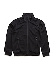 WILLIAM ZIP JACKET - DARK NAVY