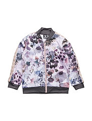 ALVA ZIP JACKET - MULTI COLOUR GIRLS
