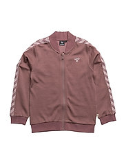 ISTIND ZIP JACKET AW17 - GRAPE SHAKE