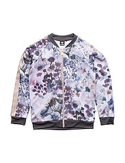IDA ZIP JACKET AW17 - MULTI COLOUR GIRLS
