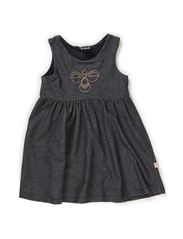 DAGNY DRESS XMAS14 - DARK NAVY