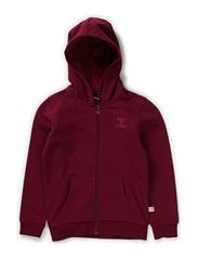 ZODIE ZIP JACKET AW14 - PURPLE PORTION