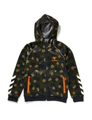 BUGGE ZIP JACKET - MULTI COLOUR BOYS