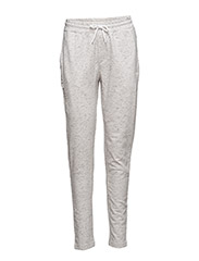 ARLENE PANTS - WHISPER WHITE MELANGE
