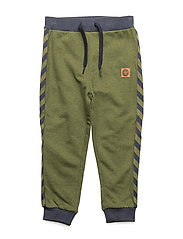 KENNY PANTS - CEDAR GREEN