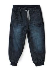 ASK PANTS AW14 - DARK DENIM WASH