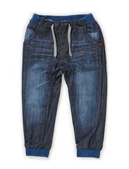 ASKER PANTS - DENIM DARK