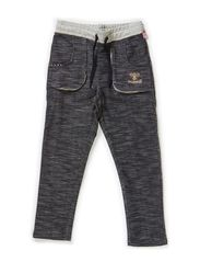 NADINE PANTS - DARK NAVY