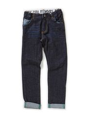 PETE PANTS - DARK DENIM WASH