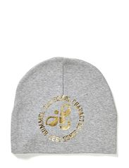 HANK HAT AW14 - GREY MELANGE