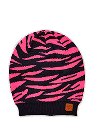 BEA BEANIE AW15 - KNOCKOUT PINK