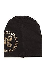 LEA HAT - BLACK