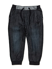 FRANS PANTS - DARK DENIM WASH