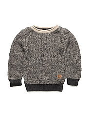 FOREST KNIT CREWNECK - GREY