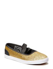 HUMMEL BALLERINA LOW - GOLD