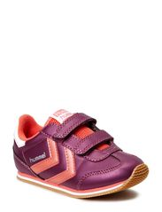 HUMMEL STADION JR PRINCESS LOW - WILD ASTER