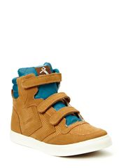 HUMMEL STADIL JR DIAMOND HI - GLAZED GINGER