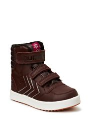 HUMMEL SUPER HI JR PREMIUM - CHESTNUT