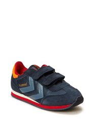 HUMMEL STADION JR VELCRO LO - DARK DENIM