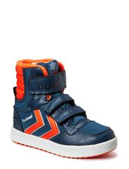 HUMMEL STADIL SUPER HI JR POLY - DARK DENIM