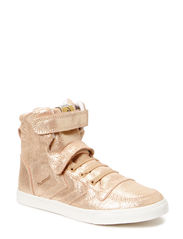 HUMMEL SSTADIL JR MAGIC III HI - GOLDEN