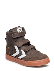 STADIL RUBBER SNEAKER JR - CHESTNUT