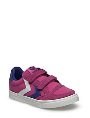 STADIL CANVAS LOW JR - ROSE VIOLET