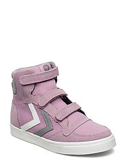 STADIL CANVAS HIGH JR - ORCHID HACE
