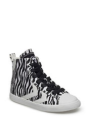 STRADA ZEBRA JR - BLACK
