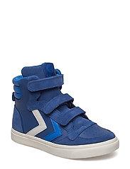 STADIL LEATHER JR - LIMOGES BLUE