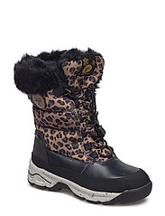 SNOW BOOT LEO JR - BLACK