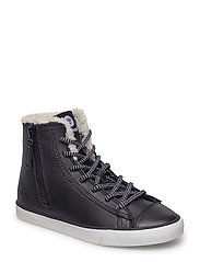 STRADA WINTER ZIP JR - BLACK