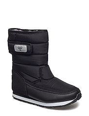 REFLEX WINTER BOOT JR - BLACK