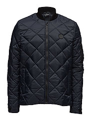 WYATT JACKET - DARK NAVY