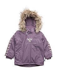 JESSIE JACKET AW17 - MONTANA GRAPE