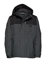 REVOLT JACKET - BLACK
