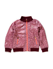 WENDY JACKET - ELDERBERRY