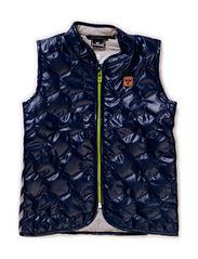 CASEY WAISTCOAT SS15 - DRESS BLUE
