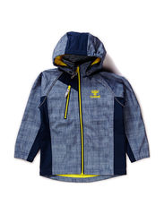 NICCO Softshell jacket, Waterproof 8.000mm - DARK DENIM WASH