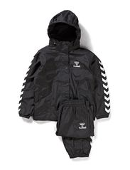 CAMERON RAINSUIT NOOS - BLACK
